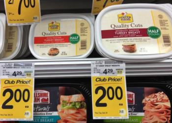 Foster Farms Quality Cuts for $2.00 – Save 53%
