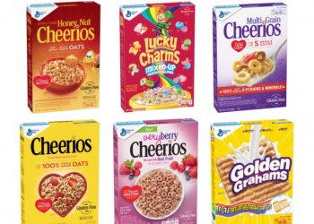 General Mills Cereal Coupons and Sale | Pay Just $1.33 – Save 67%