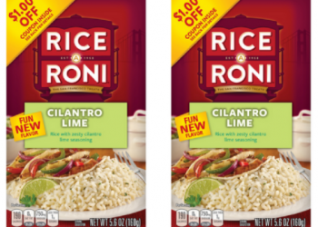 Rice-A-Roni For as Low as $0.38