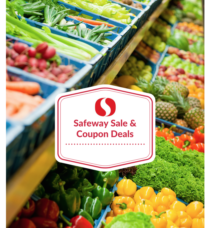Safeway Sale & Coupon Matchups