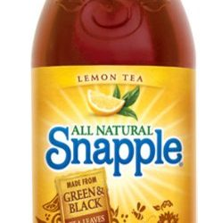 Snapple Tea or Juice For as Low as $0.50