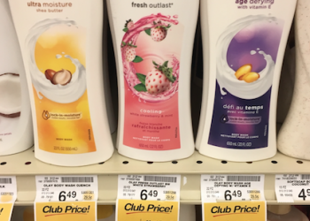 Olay Body Wash Just $2.99 With Sale and Coupon (Reg. $6.49), Save 54%