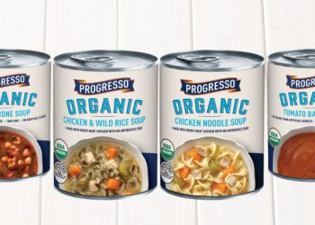 New Progresso Organic Soup Coupons and Sale, Pay just $1.00 a Can