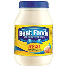 Best Foods Mayonnaise For as Low as $1.49 or Hellmann's for $1.99