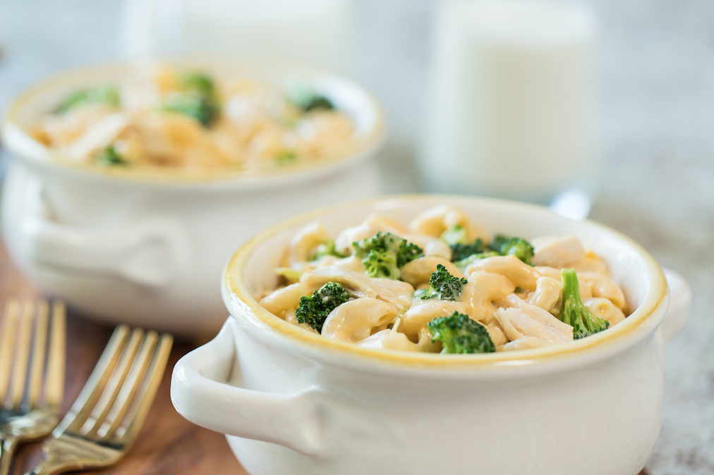 Chicken & Broccoli Mac and Cheese
