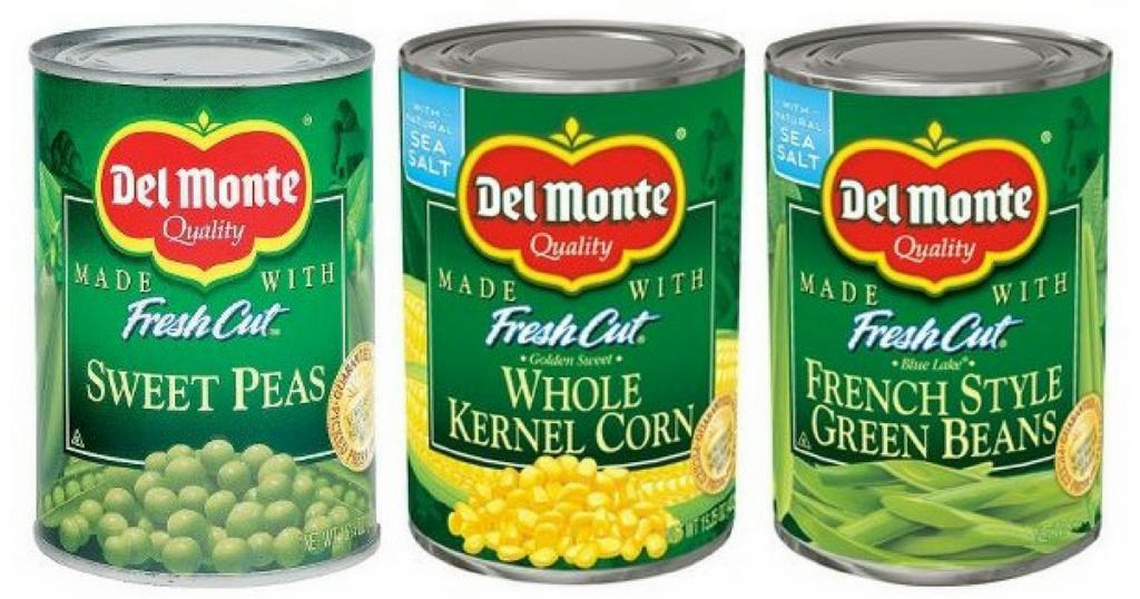 Del Monte Coupon