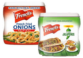 French's Coupons – as Low as $0.99 for Jalapenos and $1.99 for Onions