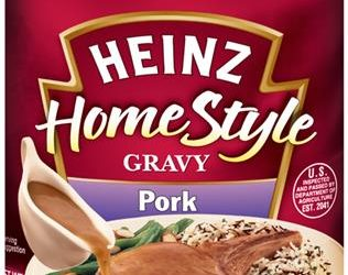 Heinz Homestyle Gravy Coupon, Only $0.99