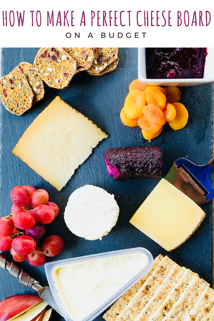How to make a perfect cheese board (1)