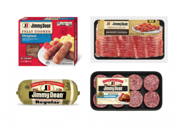 HUGE Savings on Jimmy Dean Links, Patties, Bacon and Fresh Sausage at Safeway, As Low as $1.44 With Coupons