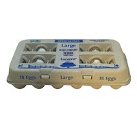 Lucerne Eggs Sale, Only $1.50 For an 18 Count