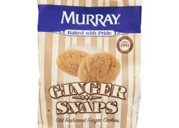 NEW Murray Cookies Coupon, Pay $1.99 for Ginger Snaps