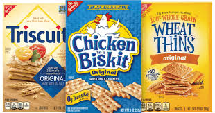 Nabisco Coupon, Pay $1.16 – $2.00 for Crackers