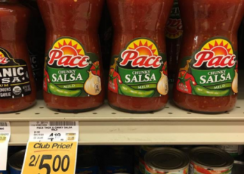 Pace Salsa Deal – Pay $2.00 for 24 Ounces