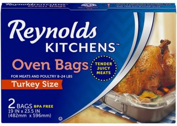 Reynolds Coupons -> Foil & Parchment Paper $1.99 and Oven Bags $1.49