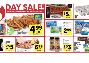 Safeway 3 Day Sale – Veggies $0.25, Eggs $0.79, Pistachios $1.50, & More