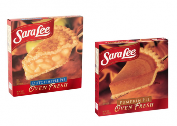 HOT!  Get Sara Lee Pies for Just $1.40 Each With Sale and Coupon Stack