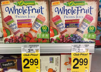 Whole Fruit Coupon, Pay $1.99 ($0.33 Per Serving)