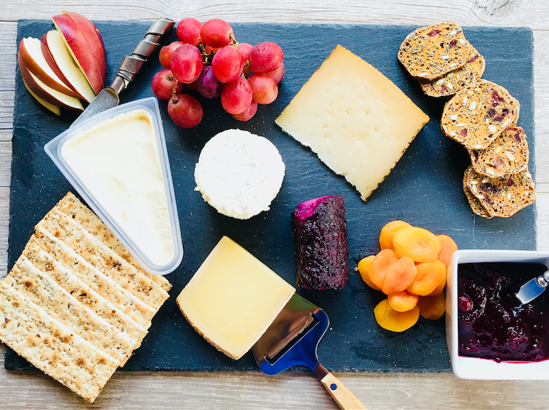 how to make a cheese platter on a budget