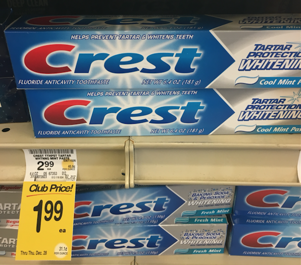 marketing plan for toothpaste