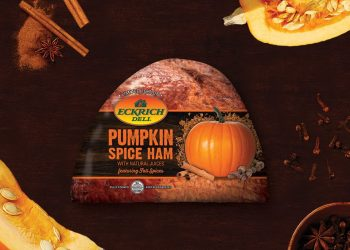 Eckrich Pumpkin Spice Ham Sale and Coupon at Safeway