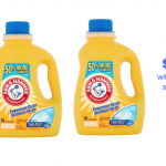 Arm & Hammer Detergent Just $1.99 With Coupon – Pay Just 4¢ per Load