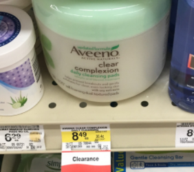 Aveeno Coupons, Pay as Low as $3.24