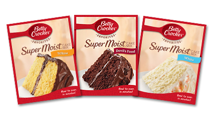 How Do You Make Cookies From Betty Crocker Cake Mix