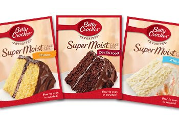 FREE Betty Crocker Cake Mix or Brownie Mix