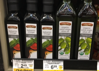 Cara Mia Coupon, Only $0.99 for Balsamic Vinegar