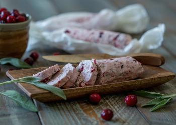 Cranberry Sage Butter