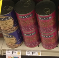 DeLallo Coupons – $0.19 for Lentils, $0.49 for Breadsticks or Cannellini Beans, & More