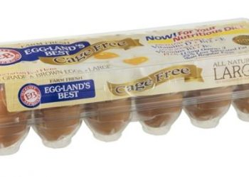 Eggland's Best Cage Free Eggs for $1.50