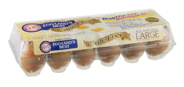Eggland's Best Cage Free Eggs