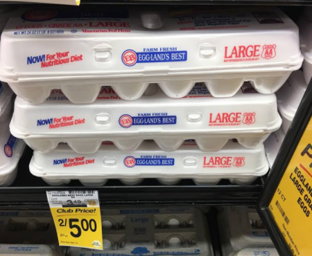 Eggland's Best Eggs