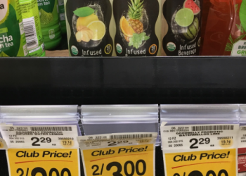 GoodBelly Probiotics Infused Beverage – Pay as Low as $0.50
