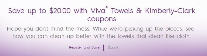 Kleenex_Viva_Coupons