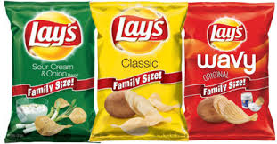 Lay's Potato Chips Coupon, Only $0.99 – Friday, Saturday, & Sunday