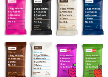 RXBAR Protein Bars Just $.39 each and RX Nut Butters Just $1.00 Each at Safeway