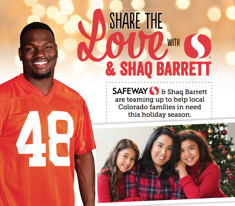 Safeway Share the Love Campaign