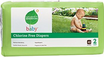 Seventh Generation Diapers Deal – Pay as Low as $6.52 ($0.16 Per Diaper)