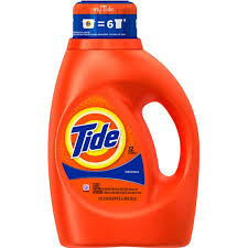 Tide Coupon, Pay $3.49 for Laundry Detergent