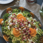 Winter Salad With Granny Smith Apple Vinaigrette