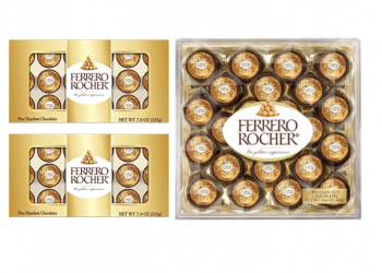 Save 43% on Ferrero Rocher Gift Boxes at Safeway