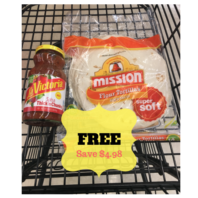 free mission tortillas