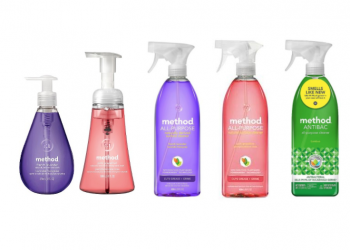 New Method Cleaning Product Coupons – Pay Just $2.00 Each, Save 64%