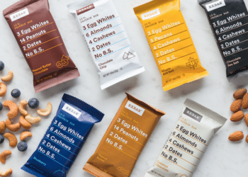 Save 80% on RXBar Protein Bars, Just $.49 each at Safeway
