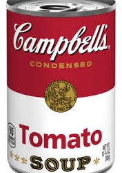 Campbell's Soup Coupons, Pay $0.54 for Tomato or Chicken Noodle Soup
