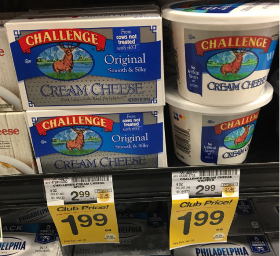 Cream cheese coupons december 2018