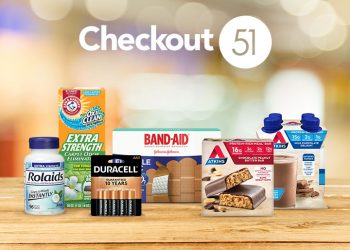 Checkout51 App – Rebate Preview for January 25th – 31st
